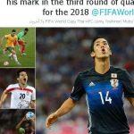 سردار آزمون کاندیدای بازیکن برتر جوان آسیا در مقدماتی جام جهانی