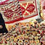 35 هزار دلار؛ حاصل صادرات چمدانی صنایع دستی مازندران