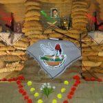 بزرگداشت آیت الله هاشمی نژاد و ۵۷ شهید فراش محله بهشهر برگزار شد