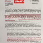 دو سند تاریخی: نامه وزیر اقتصاد احمدی نژاد به رئیس FATF و علی لاریجانی/ کمی تقوا…کمی شرم!