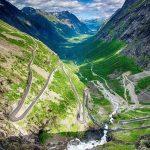 تصاویر/ شگفتانگیزترین جادههای جهان