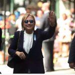 آیا هیلاری کلینتون به دلیل بیماری از انتخابات کناره گیری می کند؟