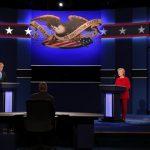 کلینتون و ترامپ در اولین مناطره ۹۰ دقیقهای خود چه گفتند? موضوع ایران یکی از محورهای بحث+تصاویر