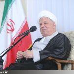 هاشمی: بهکسانی که در جنگ زحمتکشیدهاند احتراممیگذارم، حتی اگر مخالفمن هستند