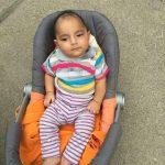 طفل رها شده، جنب فرمانداری نکا