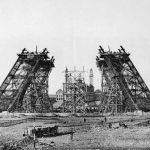 سازه های بزرگ جهان این گونه ساخته شدند (عکس)