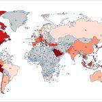 همدلی و یکرنگی در کدام کشورها بیشتر است؟+نقشه