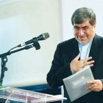 مراسم خداحافظی علی جنتی از وزارت ارشاد برگزار شد