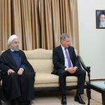 دیدار رئیسجمهور فنلاند با رهبر انقلاب/انتقاد رهبری از عربستان و آمریکا+تصاویر