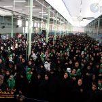 همایش شیرخوارگان حسینی در مصلی امام خمینی نکا