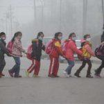هشدار یونیسف در مورد آلودگی هوا / 300میلیون کودک در جهان در معرض خطر مرگ قرار دارند