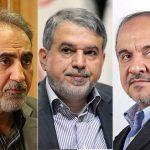 نجفی، صالحی امیری و سلطانی فر وزرای پیشنهادی دولت به مجلس
