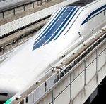 قطاری که زودتر از هواپیما میرسد!/ ژاپنیها به دنبال رکورد جدید