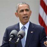 اوباما: طرح تخریب کننده برجام را امضا نخواهم کرد