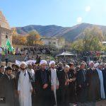 همایش روز ملی مازندران در روستای صالحان بخش کجور نوشهر