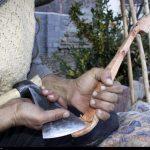 لاک تراشی، صنایع دستی چند هزار ساله در مازندران/ تصاویر