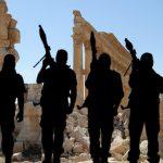 تعقیب و گریز ارتش سوریه با داعش در پالمیرا