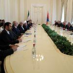روحانی: ایران به دنبال توسعه روابط با کشورهای عضو اوراسیا با هدفگیری تجارت آزاد است