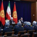 روحانی: فصل نوینی در روابط تهران – بیشکک گشوده شده است/برنامه تسهیل صدور روادید و همکاریهای تجاری و فرهنگی