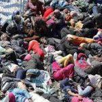 سازمان ملل : ۲۰۱۶ مرگبار ترین سال برای پناهجویان/ هر روز ۱۴ پناهجو در دریای مدیترانه جان باختند