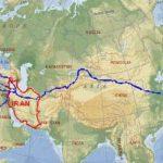 مرور راهبرد جاده ابریشم نوین چین/نقش گسترده ایران در اجرای طرح