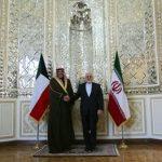 در دیدار ظریف و وزیر خارجه کویت چه گذشت؟