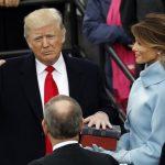 ترامپ سوگند یاد کرد