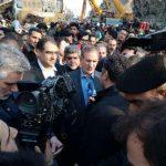جهانگیری: همه دستگاه های اجرایی برای امدادرسانی به حادثه پلاسکو بسیج شدند