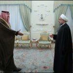 روحانی:سیاست ایران توسعه هر چه بیشتر روابط دوستانه با کشورهای مسلمان و همسایه است/ تسلیم پیام کتبی امیر کویت به دکتر روحانی