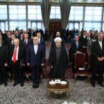 دکتر روحانی: برجام بهترین مدل برای حل اختلافات بینالمللی است