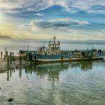 افزایش ۱۲ سانتیمتری تراز دریاچه ارومیه