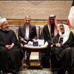 دیدار دکتر روحانی با امیر کویت چه گذشت