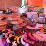 بازارچه دانش آموزی با محوریت کارآفرینی در نکا+تصویر