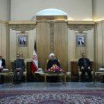 روحانی: توافقات خوبی با پاکستان و ترکیه داشتیم/تاکید بر مبارزه با افراطیگری