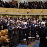 مهر قبولی شاخصها بر اقتصاد روحانی