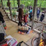 ثبت بیش از یک میلیون نفر شب اقامت مسافران نوروزی در مازندران