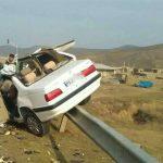 انحراف یک خودرو پژو در کلارآباد ۴ مصدوم برجای گذاشت