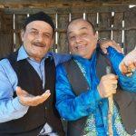 حضور عوامل برنامه امیرستون شبکه طبرستان در روستای پوروا/ عکس پشت صحنه