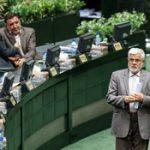 میکرفون عارف برای اولینبار در مجلس باز شد/حصر در شان نظام نیست