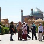 رشد ۸۵۰درصدی ورود گردشگرخارجی به اصفهان
