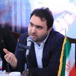 نشست خبری دکتر سید محمد جعفری با جمعی از خبرنگاران برگزار شد
