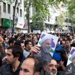 خروش تاریخی مازنی ها در استقبال از دکتر حسن روحانی