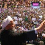 ظهور روحانی ٩٦/پایان مدارا با رقبا