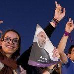 گزارش لوموند درباره پیروزی روحانی