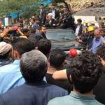 روحانی در جمع کارگران درمحل معدن آزادشهر : خاطیان حادثه انفجار معدن آزادشهر باید محاکمه شوند