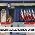 بازتاب حضور گسترده ایرانیان پای صندوق های رای در رسانه های خارجی/اذعان جهانیان به مشارکت بسیار بالا