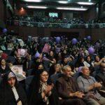 جشن پیروزی دکتر روحانی در نکا با شکوه خاصی برگزار شد