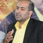 نشست خبری دکتر همت محمد نژاد با جمعی از خبرنگاران