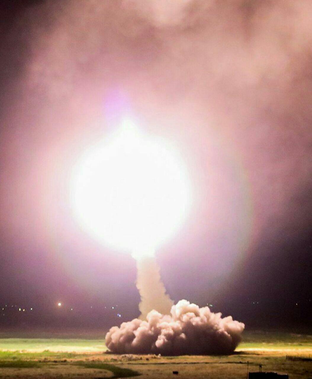 گزارش کامل حمله موشکی سپاه به مقر داعش در سوریه+فیلم