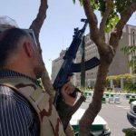 لحظه ورود داعش به مجلس (فیلم)